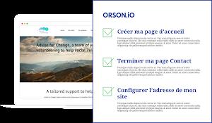 Kit de démarrage pour créer votre site web