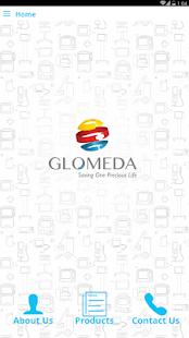 GLOMEDA - náhled