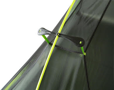 NEMO Hornet 2P Shelter, Green/Gray, 2-person alternate image 0