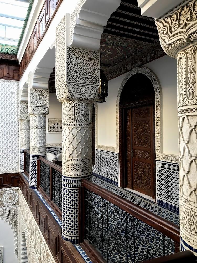 Марокканский фреш (10 дней в январе общественным транспортом)