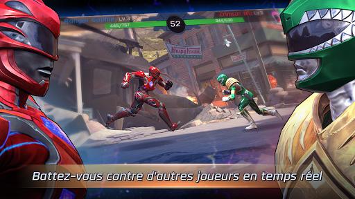 Power Rangers: Legacy Wars APK MOD – Pièces de Monnaie Illimitées (Astuce) screenshots hack proof 1