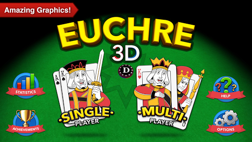 Euchre 3D 5.6 screenshots 2
