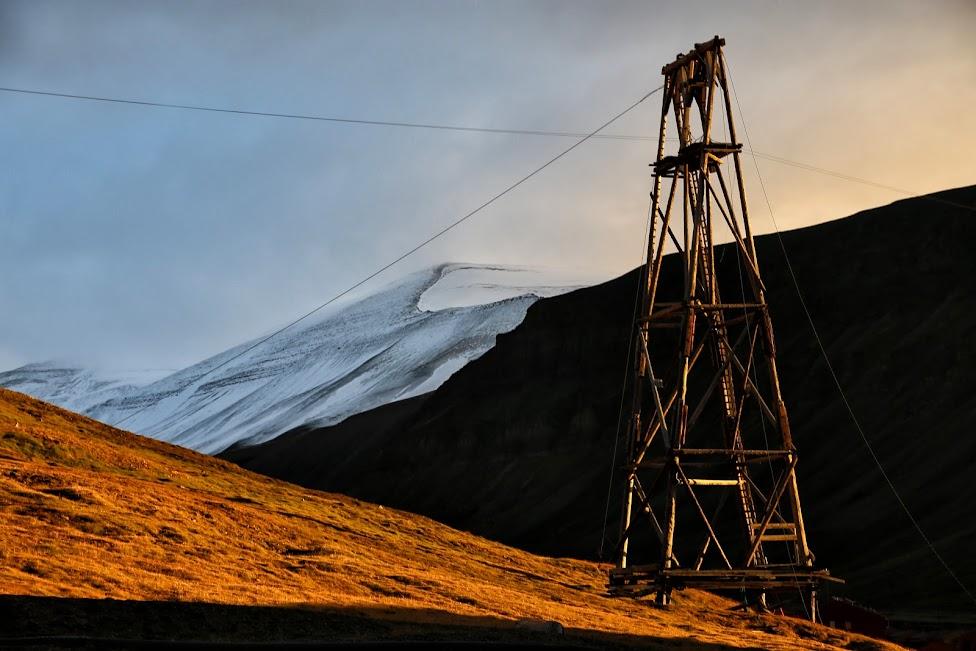 Spitsbergen, Longyearbyen