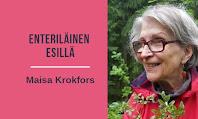 kuvalinkki Maisa Krokforsin esittelyyn