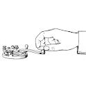 Morse Straight Key icon