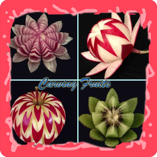 Carving Fruits and Vegetables (app)
