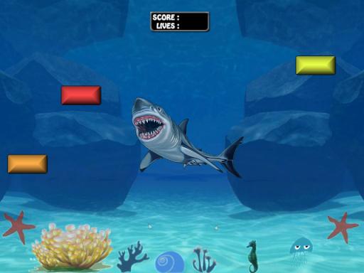 Shark Rampage Gameshark