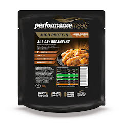 Performance Meal, All day breakfast