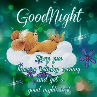 Inspiring Good Night Wishes for PC-Windows 7,8,10 and Mac apk screenshot 4