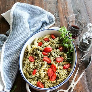 Oregano Pesto (Vegan).