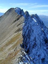 Photo: 2007, Übergang vom hinteren zum vorderen Grauspitz, Rätikon, Liechtenstein