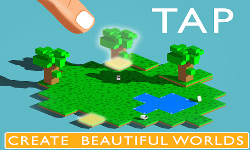 Blox 3D World Creator- screenshot thumbnail