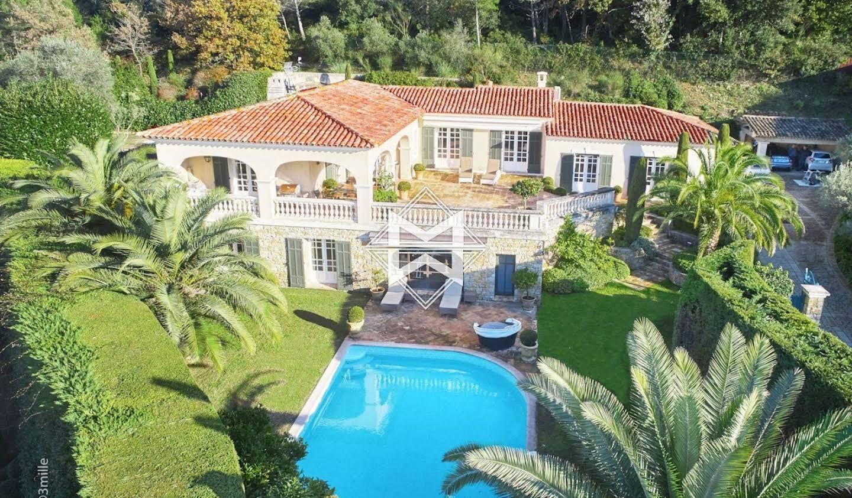 Villa avec piscine et terrasse Le Cannet