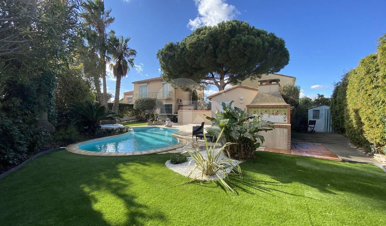 Villa avec piscine Canet-en-Roussillon