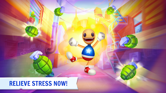 Kick the Buddy: Forever MOD Apk (Unlimited Money) 5