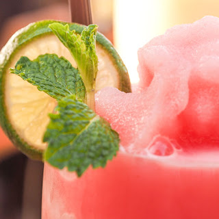 Raw & Sugar-Free Watermelon Virgin Mojito