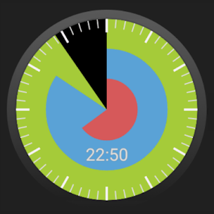 Sectors Watch Face- screenshot thumbnail