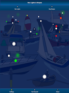 Navigation Lights & Shapes- screenshot thumbnail