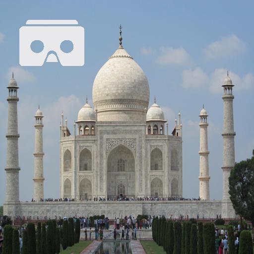Taj Mahal VR 360
