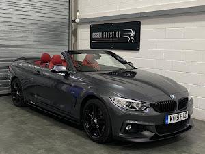 2015 BMW 435D XDRIVE M SPORT AUTO