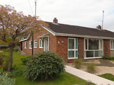 Three-bedroom Guilsfield bungalow
