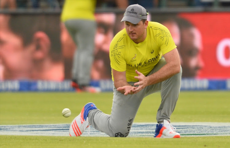 Graeme Smith during the Nelson Mandela Legacy Cup match between Springboks and Proteas at PPC Newlands on December 08, 2016 in Cape Town, South Africa.
