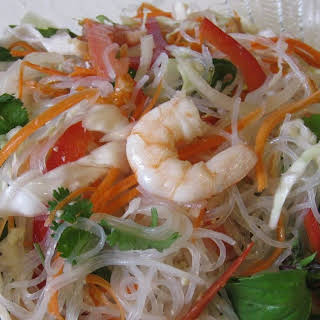 Bean Thread Noodle Salad (Yum Mee Sur).