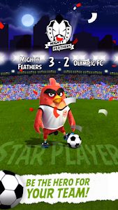 Angry Birds Goal! v0.4.8 Mod Money