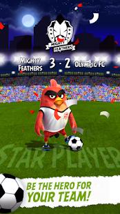 Angry Birds Gol! screenshot