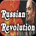 History of Russian Revolution icon