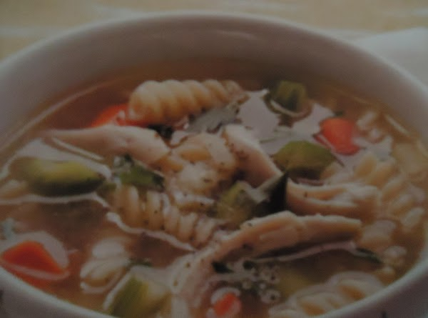 Gluten Free Quick & Healthy Chicken Noodle Soup Recipe
