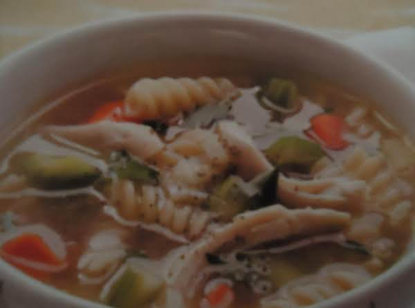 Gluten Free Quick & Healthy Chicken Noodle Soup Recipe