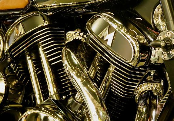 M come Motor, M come Metal di MauroMgl