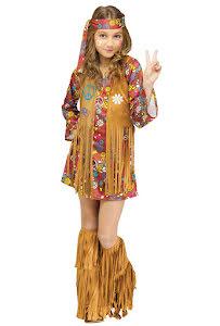 Hippieklänning, barn