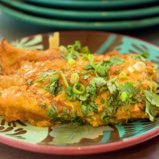 Simple, Perfect Enchiladas!