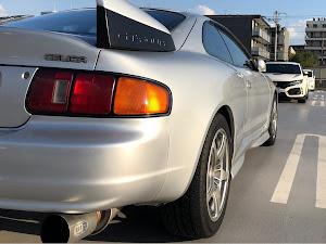 セリカ ST205 ST205 GT-FOURのカスタム事例画像 kaikai205さんの2018年10月28日21:41の投稿