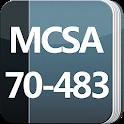 MCSA: Web Applications 70-483 Exam icon