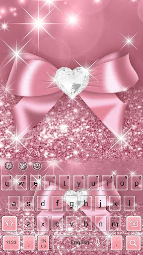 Download Pink Bow Keyboard On Pc Mac With Appkiwi Apk Downloader
