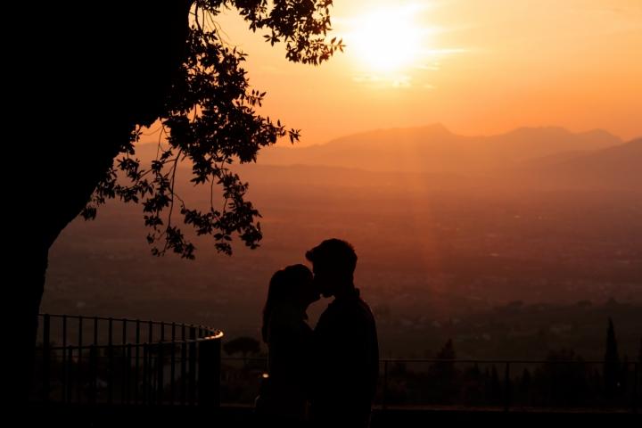 Il bacio sulle colline di contecorsini