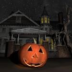 Halloween House 3D Wallpaper 1.2.1