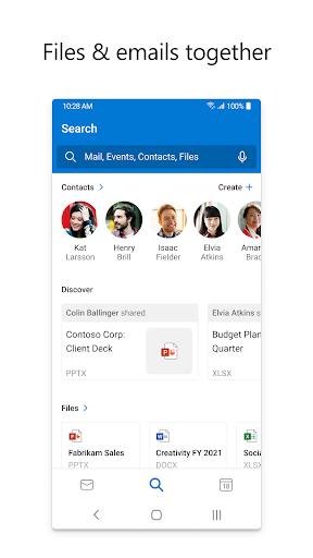 Microsoft Outlook: Organize Your Email & Calendar 4.2039.2 screenshots 3