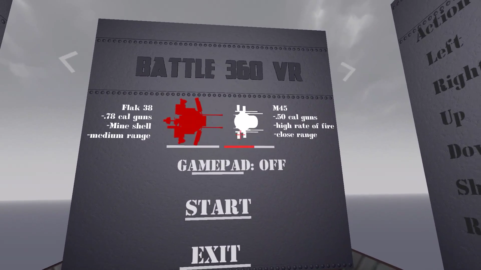 Battle 360 VR- screenshot