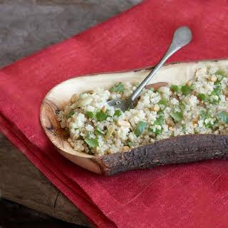 Pine Nut Quinoa Salad Recipes.