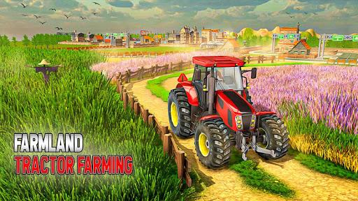 Farmland Tractor Farming - Farm Games 1.3 screenshots 5