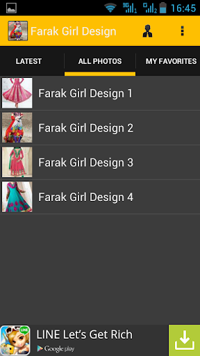 玩免費生活APP|下載234+ Farak Girls Design Ideas app不用錢|硬是要APP