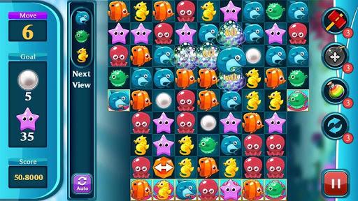 Ocean Match Puzzle apktram screenshots 6