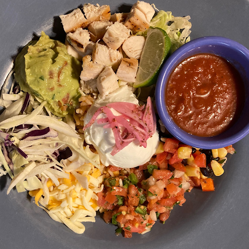 Mexi Bowl with Chicken