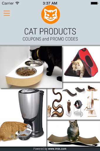 Cat Products Coupons - I'm in