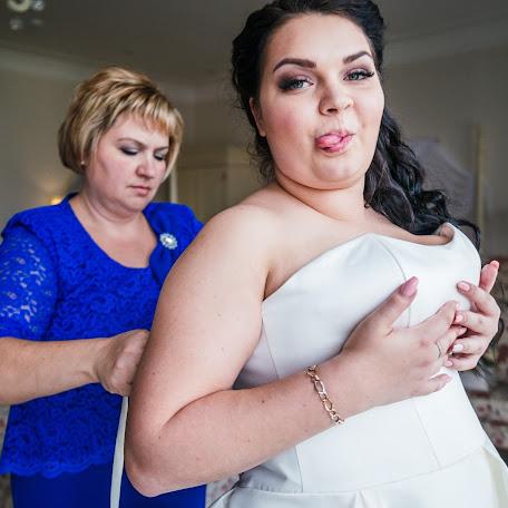 Wedding photographer Anton Buzin (Makflai). Photo of 13.04.2017
