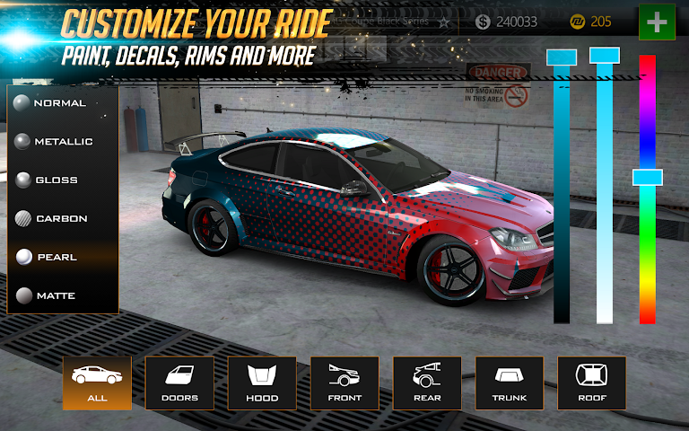 android Nitro Nation Racing Screenshot 3
